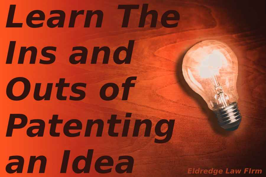 Learn The Ins and Outs of Patenting an Idea