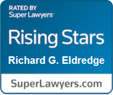 Rising Stars 2017 and 2018 for Richard Eldredge