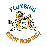 plumbing right now inc Trademark Logo by Eldredge Law Firm