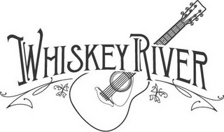 whiskey river Trademark Logo by Eldredge Law Firm