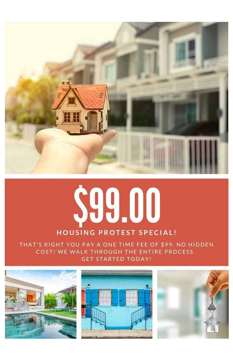 special protest pricing image